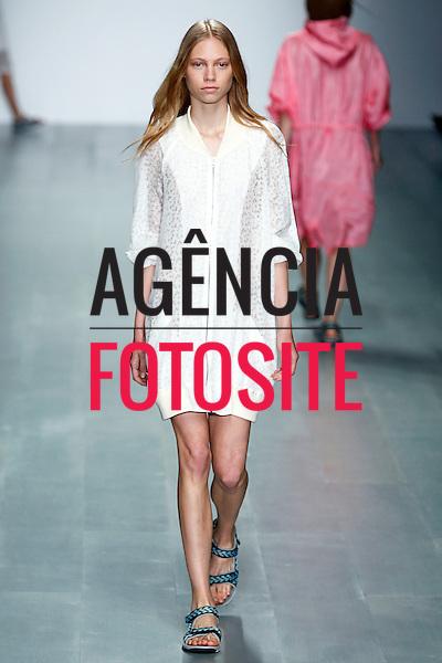 Londres, Inglaterra &sbquo;09/2014 - Desfile de Christopher Raeburn durante a Semana de moda de Londres  -  Verao 2015. <br /> <br /> Foto: FOTOSITE