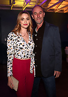 LOS ANGELES, CA - FEBRUARY 6: Brianne Howey and Jamie McShane attends the FOX Winter TCA 2019 All Star Party at The Fig House on February 6, 2019 in Los Angeles, California. (Photo by Frank Micelotta/Fox/PictureGroup)