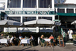 Exterior, Smith & Wollensky Restaurant, Miami, Florida