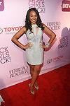 VH-1's Janell Snowden Attends Black Girls Rock!(TM) 2011 Honoring Angela Davis, Shirley Caesar, Taraji P. Henson, Laurel J. Richie, Imani Walker, Malika Saada Saar, and Tatyana Ali Hosted by Tracee Ellis Ross and Regina King at the PARADISE THEATER BRONX, NY  10/15/11