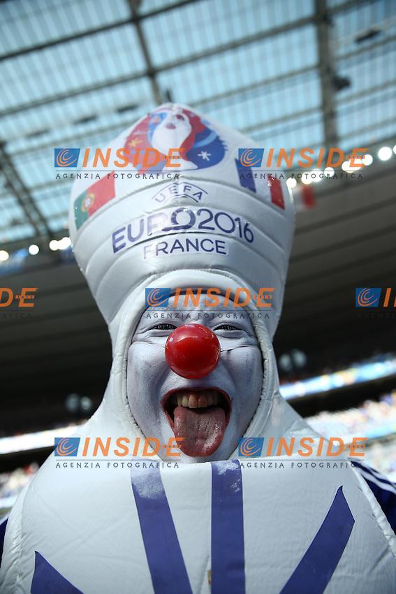 Mascotte<br /> Paris 10-07-2016 Stade de France Football Euro2016 Portugal - France / Portogallo - Francia Finale/Finals<br /> Foto Matteo Ciambelli / Insidefoto