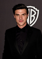 LOS ANGELES, CALIFORNIA - JANUARY 06: Finn Wittrock  attends the Warner InStyle Golden Globes After Party at the Beverly Hilton Hotel on January 06, 2019 in Beverly Hills, California. <br /> CAP/MPI/IS<br /> &copy;IS/MPI/Capital Pictures