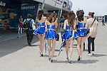 2016/06/04 Chiba, The Red Bull Air Race World Championship 2016 made it's 3rd stop in Chiba Japan.<br /> Grid Girls<br /> <br /> (Photos by Michael Steinebach/AFLO)