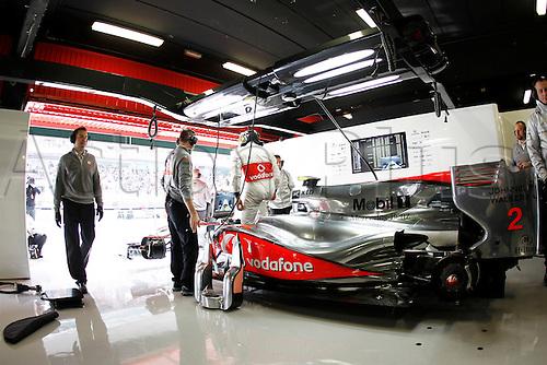 Formula 1: World Championship 2010, GP of Spain, 02 Lewis Hamilton (GBR, Vodafone McLaren Mercedes)
