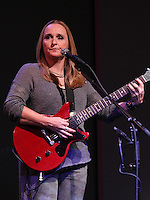 NEW YORK, NY - August 07, 2012 :Melissa Etheridge performs songs from her new CD 4TH Street Feeling at the Apple Store SoHo in New York City. © RW/MediaPunch Inc. /Nortephoto.com<br />