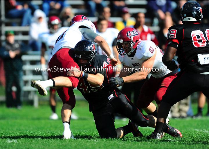 Wesleyan Football vs. Bates College 10/15/2011