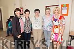 Pictured at the Set Dancing Weekend in Potmagee at the weekend were l-t; Helen Farmer, Eileen Hurley, Bridget O'Mahony, Noreen Clifford & Anne McKeown.