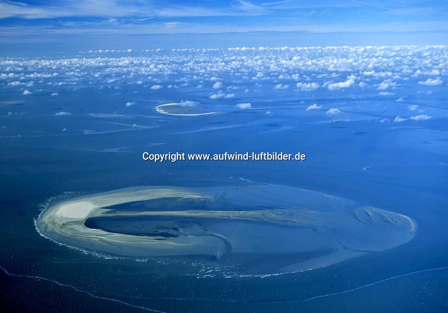 Deutschland, Nordsee, Wattenmeer, Hakensand, Marner Plate, Trischen Sandbank,   Nationalpark Schleswig- Holsteinisches Wattenmeer