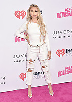 CARSON, CA - JUNE 01: Corinne Olympios attends 2019 iHeartRadio Wango Tango at The Dignity Health Sports Park on June 01, 2019 in Carson, California.<br /> CAP/ROT/TM<br /> ©TM/ROT/Capital Pictures