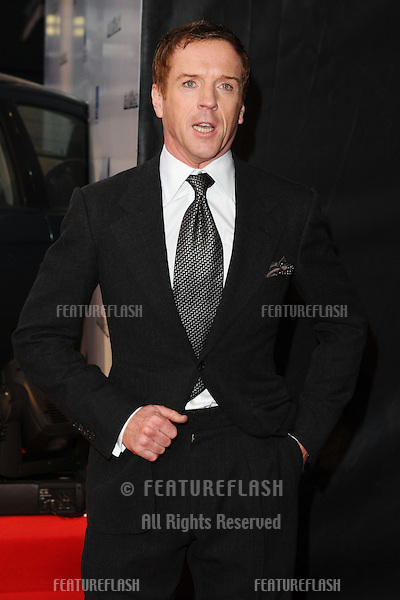 """Damien Lewis arrives for the premiere of """"The Sweeney"""" at the Vue cinema, Leicester Square, London. 04/09/2012 Picture by: Steve Vas / Featureflash"""