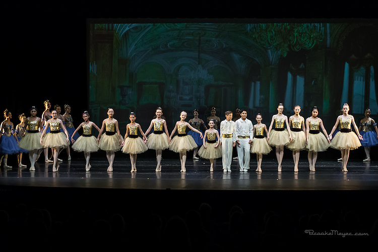"Sunday Matinee Performance ""Anastasia"", the 2016 Annual Recital by the Cary Ballet Conservatory."