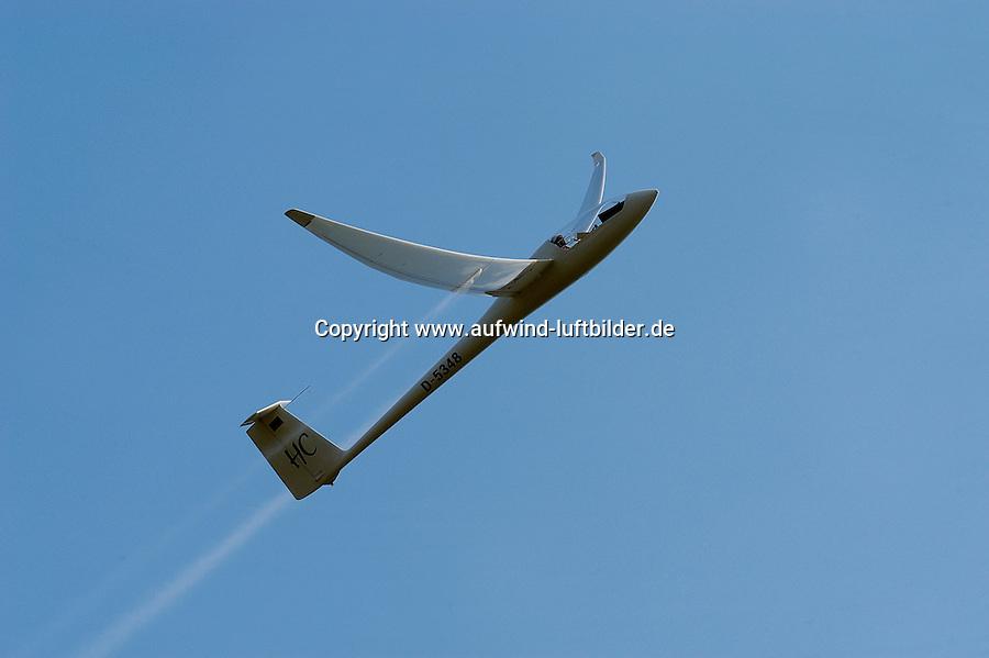 Segelflug, Nimbus 3, Luesse Block 2004