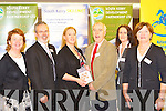 Noi?ri?n Hayes, Con Cremin, Claire O'Toole, Paul O'Raw, Deirdre Fleming and Mary Lyne at the South Kerry Development Partnership childcare conference in the Hotel Europe Killarney on Friday    Copyright Kerry's Eye 2008