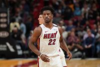 Jimmy Butler (G/F Miami Heat, #22) - 22.01.2020: Miami Heat vs. Washington Wizards, American Airlines Arena