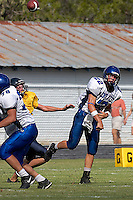 George West @ Poth Scrimmage