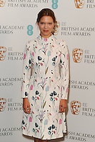 Lea Seydoux is announced as a nominee for the EE Rising Star Award 2014 at BAFTA, London. 06/01/2014 Picture by: Steve Vas / Featureflash