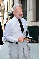 NEW YORK, NY - SEPTEMBER 5: Graham Norton at The Late Show With Stephen Colbert in New York City on September 05,  2017. Credit: RW/MediaPunch