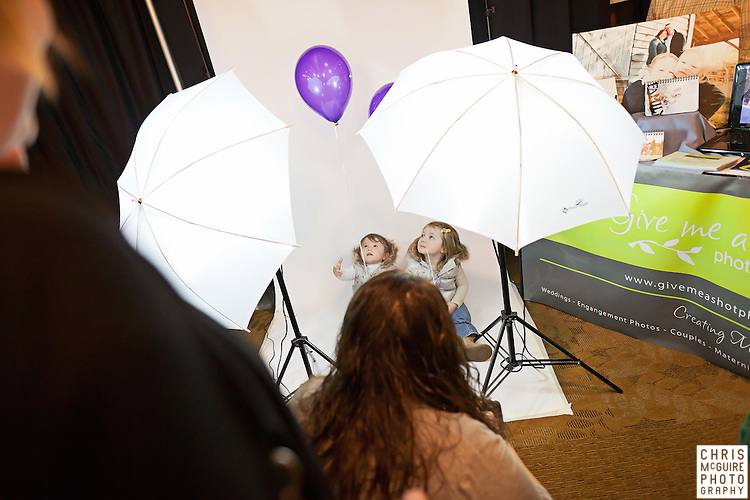 02/12/12 - Kalamazoo, MI: Kalamazoo Baby & Family Expo.  Photo by Chris McGuire.  R#6/9