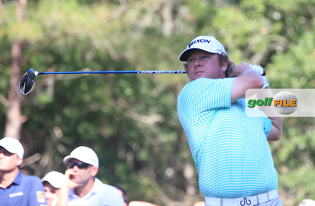 William McGirt  (USA)  during the Third Round of The Players, TPC Sawgrass, Ponte Vedra Beach, Jacksonville.   Florida, USA. 14/05/2016.<br /> Picture: Golffile | Mark Davison<br /> <br /> <br /> All photo usage must carry mandatory copyright credit (&copy; Golffile | Mark Davison)