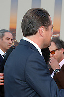 """LOS ANGELES - JUL 22:  Leonardo DiCaprio at the """"Once Upon a Time in Hollywood"""" Premiere at the TCL Chinese Theater IMAX on July 22, 2019 in Los Angeles, CA"""