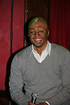 came to see fans on November 22, 2009 at the Brokerage Comedy Club & Vaudeville Cafe, Bellmore, NY for a Q & A, autographs and photos. (Photo by Sue Coflin/Max Photos)