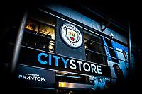Manchester City - Etihad Stadium (James Gill) - 12.12.2018