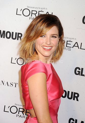 Sophia Bush attends Glamour's 25th Anniversary Women Of The Year Awards at Carnegie Hall   on November 9, 2015. Credit: Dennis Van Tine/MediaPunch