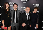 BEVERLY HILLS, CA - OCTOBER 04: Tony Mendez and family arrive at the 'Argo' - Los Angeles Premiere at AMPAS Samuel Goldwyn Theater on October 4, 2012 in Beverly Hills, California.