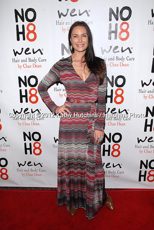 LOS ANGELES - DEC 12:  Jon Mack arrives to the NOH8 4th Anniversary Party at Avalon on December 12, 2012 in Los Angeles, CA