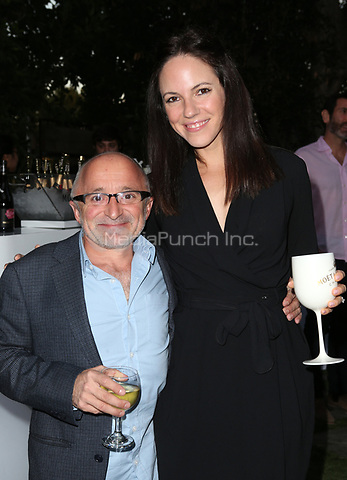 LOS ANGELES, CA - NOVEMBER 4: Richard Howland, Anna Silk, at The 2017 Fluffball Benefiting Forgotten Horses Rescue! at The Lombardi House In Los Angeles, California on November 4, 2017. Credit: Faye Sadou/MediaPunch