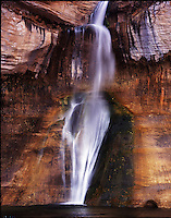 """Lower Calf Creek Falls""<br />