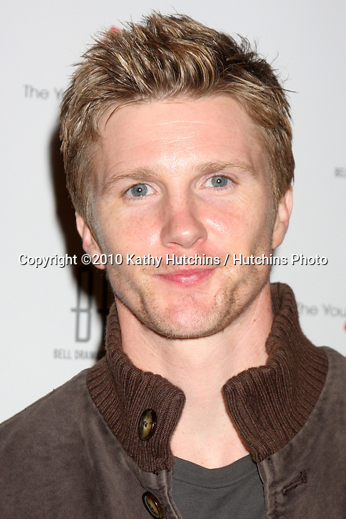 Thad Luckinbill.arrivng at The Young & The Restless 37th Anniversary Dinner.Via Allorro.Beverly Hills, CA.March 9, 2010.©2010 Kathy Hutchins / Hutchins Photo....