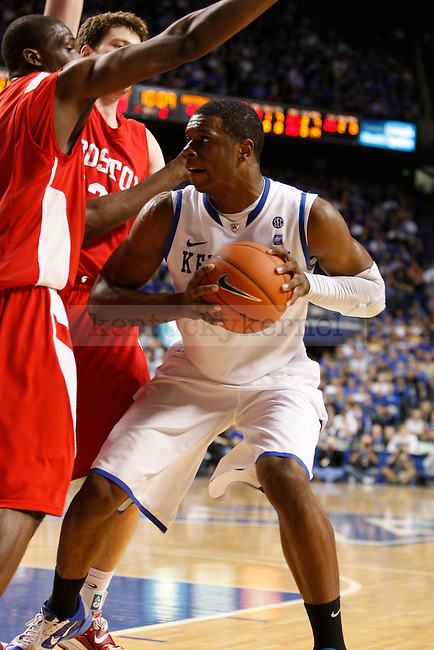Terrence Jones played against Boston University on Tuesday, November 30, 2010 at Rupp Arena.  Photo by Latara Appleby | Staff