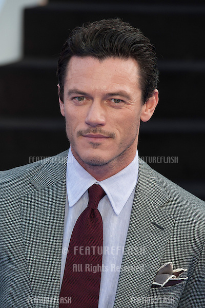 Luke Evans arriving for the 'Fast And Furious 6' Premiere, at Empire Leicester Square, London. 07/05/2013 Picture by: Simon Burchell / Featureflash
