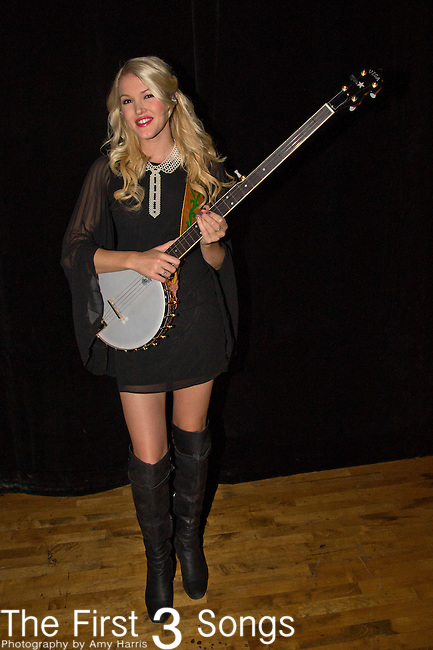 Ashley Campbell performs at Taft Theater in Cincinnati, Ohio