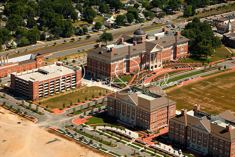 North Carolina Research Campus (NCRC), created by visionary David H. Murdock to stimulate discovery and to foster exchange between diverse disciplines of science.