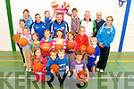 The launch of the boys and girls academy for Tralee Imperials on Thursday.