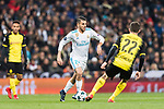 Daniel Ceballos of Real Madrid in action during the Europe Champions League 2017-18 match between Real Madrid and Borussia Dortmund at Santiago Bernabeu Stadium on 06 December 2017 in Madrid Spain. Photo by Diego Gonzalez / Power Sport Images