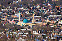 The Medina Mosque in  Sheffield is the first purpose built mosque in the city