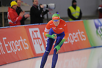 SCHAATSEN: BERLIJN: Sportforum, 07-12-2013, Essent ISU World Cup, 1500m Ladies Division B, Jorien ter Mors (NED), ©foto Martin de Jong