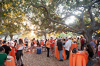 Photo from Occidental College Homecoming & Family Weekend, Saturday, Oct. 19, 2013. (Photo by Marc Campos, Occidental College Photographer)