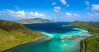 Mary Creek / Leinster Bay<br /> Virgin Islands National Park<br /> St. John<br /> US Virgin Islands