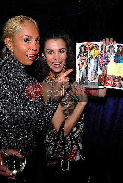 Mary Carey and Alicia Arden<br /> at Bridgetta Tomarchio's Birthday Bash and Babes in Toyland 3rd Annual Charity Event, Bar 210, Beverly Hills, CA. 12-03-10<br /> David Edwards/DailyCeleb.com 818-249-4998
