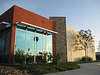 Sun City Library, Sun City, CA. Opened in Feb. 2010. Audrey Stratton, Architect.