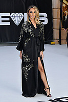 Megan McKenna<br /> King of Thieves world film premiere at Vue West End cinema, London, England on 12 September 2018.<br /> CAP/JOR<br /> &copy;JOR/Capital Pictures