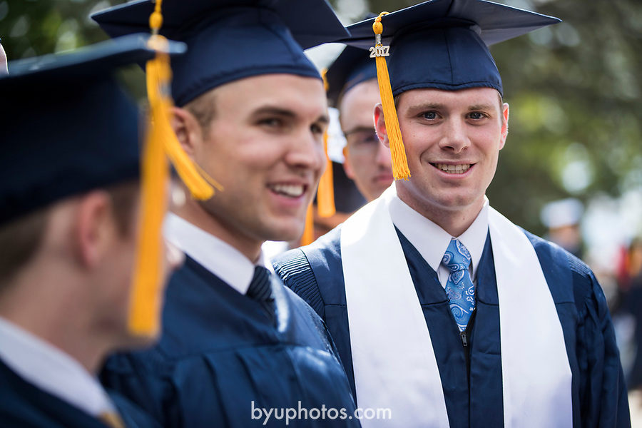 _E1_7181<br /> <br /> 1704-51 2017 Spring Commencement<br /> <br /> April 27, 2017<br /> <br /> Photography by Nate Edwards/BYU<br /> <br /> &copy; BYU PHOTO 2016<br /> All Rights Reserved<br /> photo@byu.edu  (801)422-7322