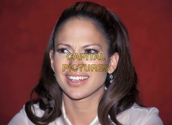 JENNIFER LOPEZ.Ref: ND.headshot, portrait, wrinking nose, scrunching face, look of disgust, disbelief.www.capitalpictures.com.sales@capitalpictures.com.© Capital Pictures