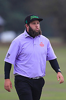 Andrew Johnston (ENG) on the 12th fairway during Round 1of the Sky Sports British Masters at Walton Heath Golf Club in Tadworth, Surrey, England on Thursday 11th Oct 2018.<br /> Picture:  Thos Caffrey | Golffile<br /> <br /> All photo usage must carry mandatory copyright credit (© Golffile | Thos Caffrey)