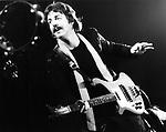 Wings Paul McCartney 1976.© Chris Walter.