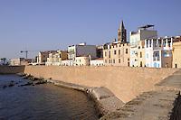 - Sardegna, Alghero, la città vecchia e mura medioevali<br /> <br /> - Sardinia, Alghero, the old city and medieval walls